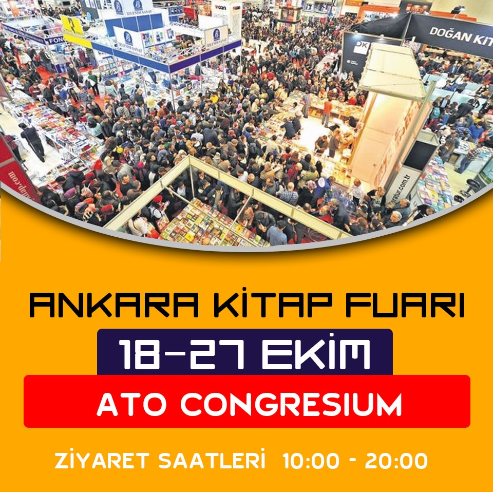Ankara Kitap Fuarı 2019