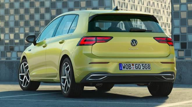 2020 Volkswagen Golf Hayranları ile buluşuyor. Volkwagen, Golf 8'in ilk görüntülerini yayınladı